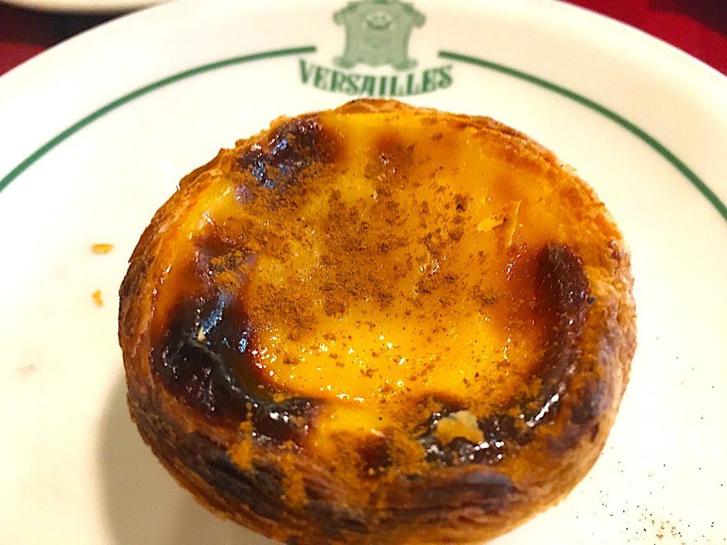 Versailles - pasteis de nata