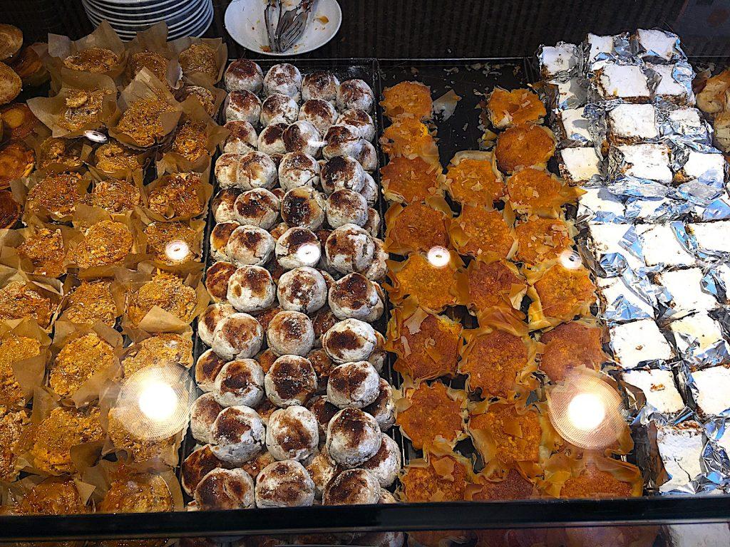 Pastelaria Alcôa - taartjes van boven