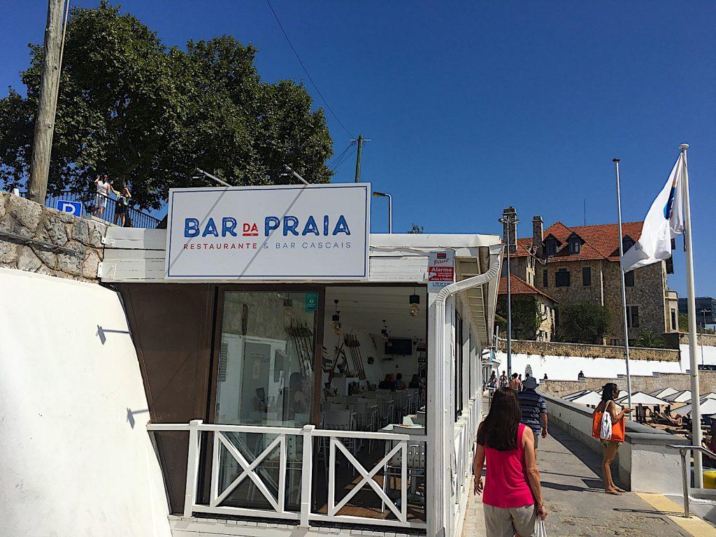 Praia da Conceição bar