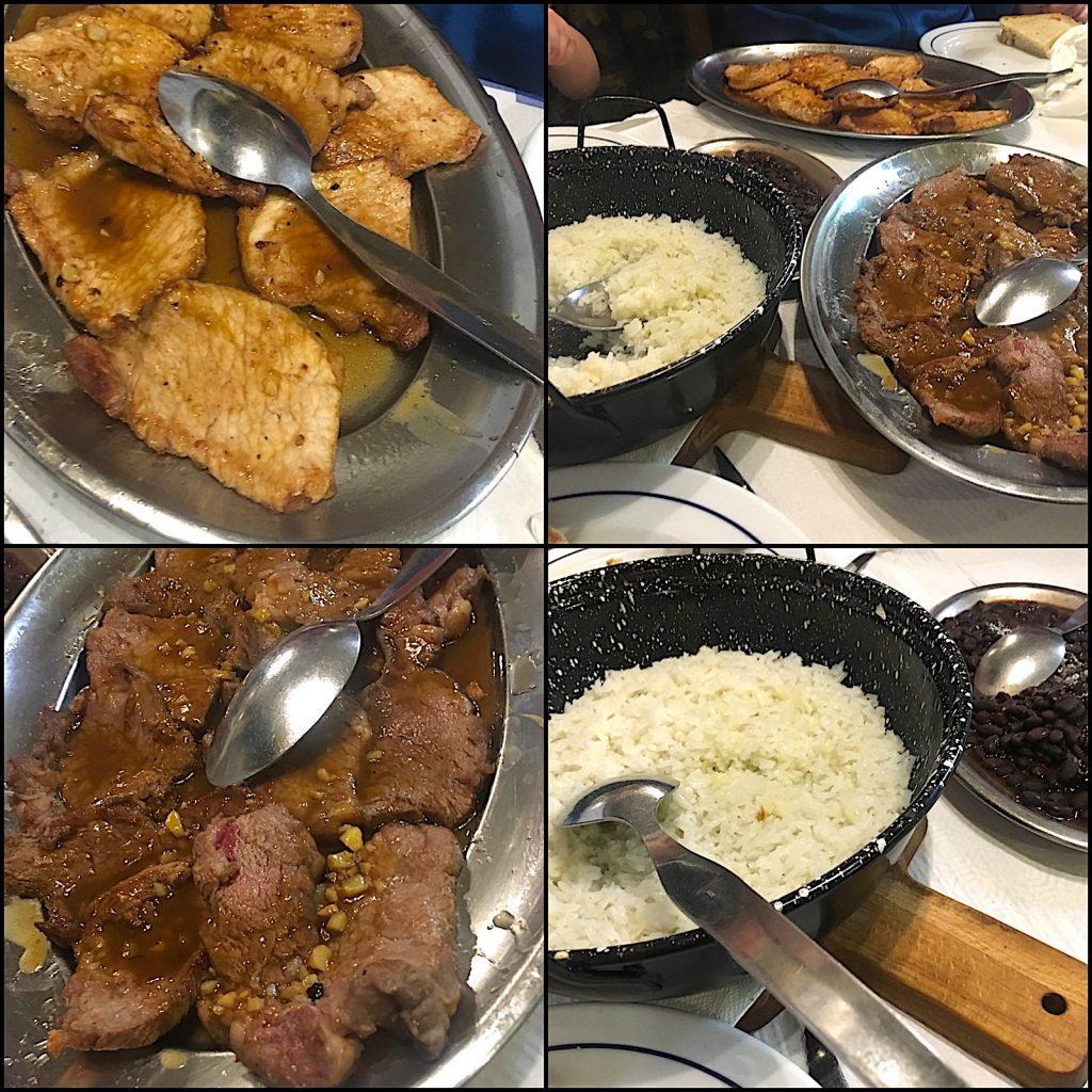 Ze Mouraira - eten