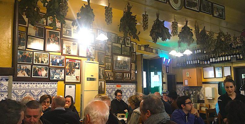 Ze de Mouraria - restaurant