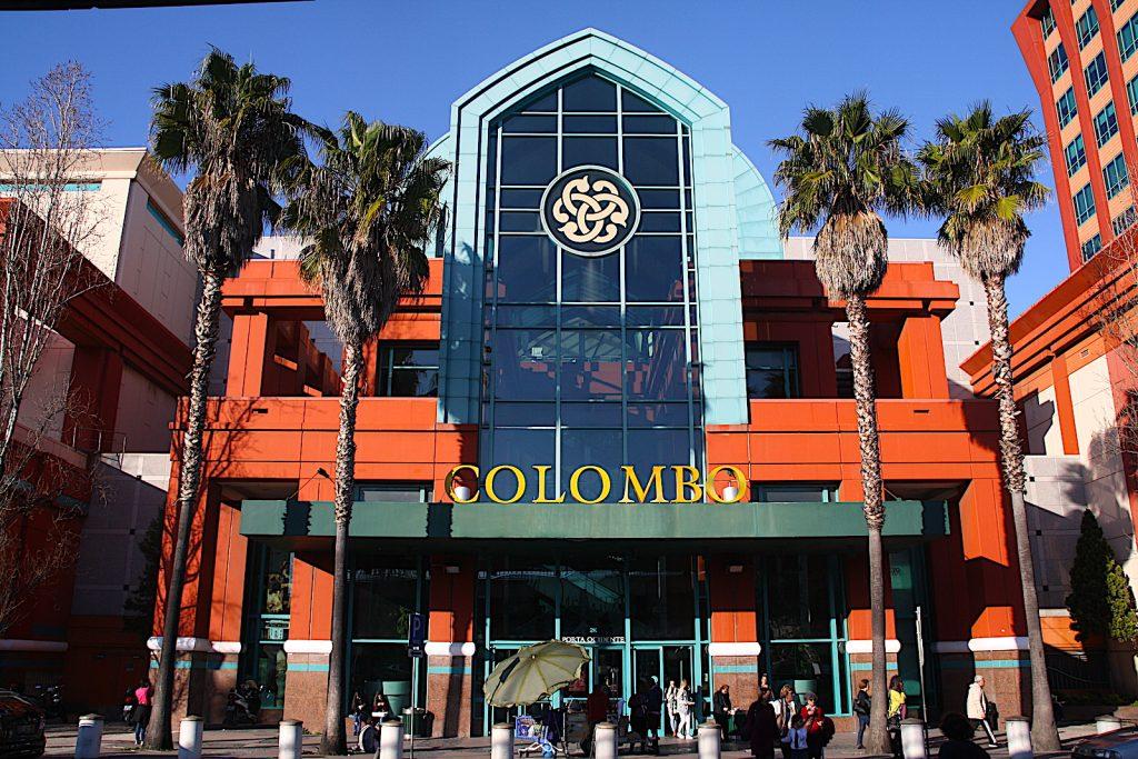 Colombo - ingang