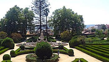 Jardim Botánico de Ajuda - overzicht