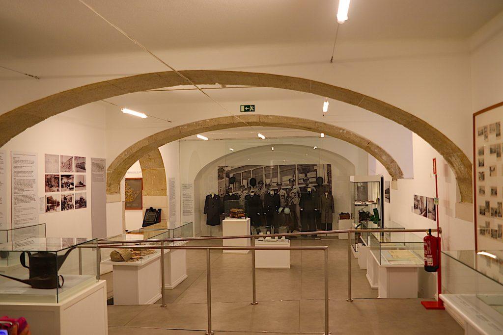 Museum de Carris - binnenkomst