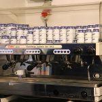 Koffie - cimbali apparaat