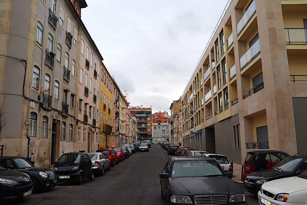 Alcantara - straat