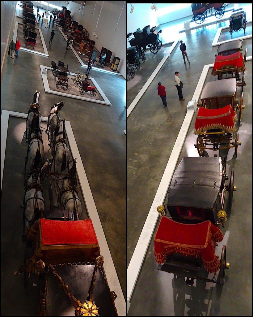 Museu Nacional dos Coches overzicht 1