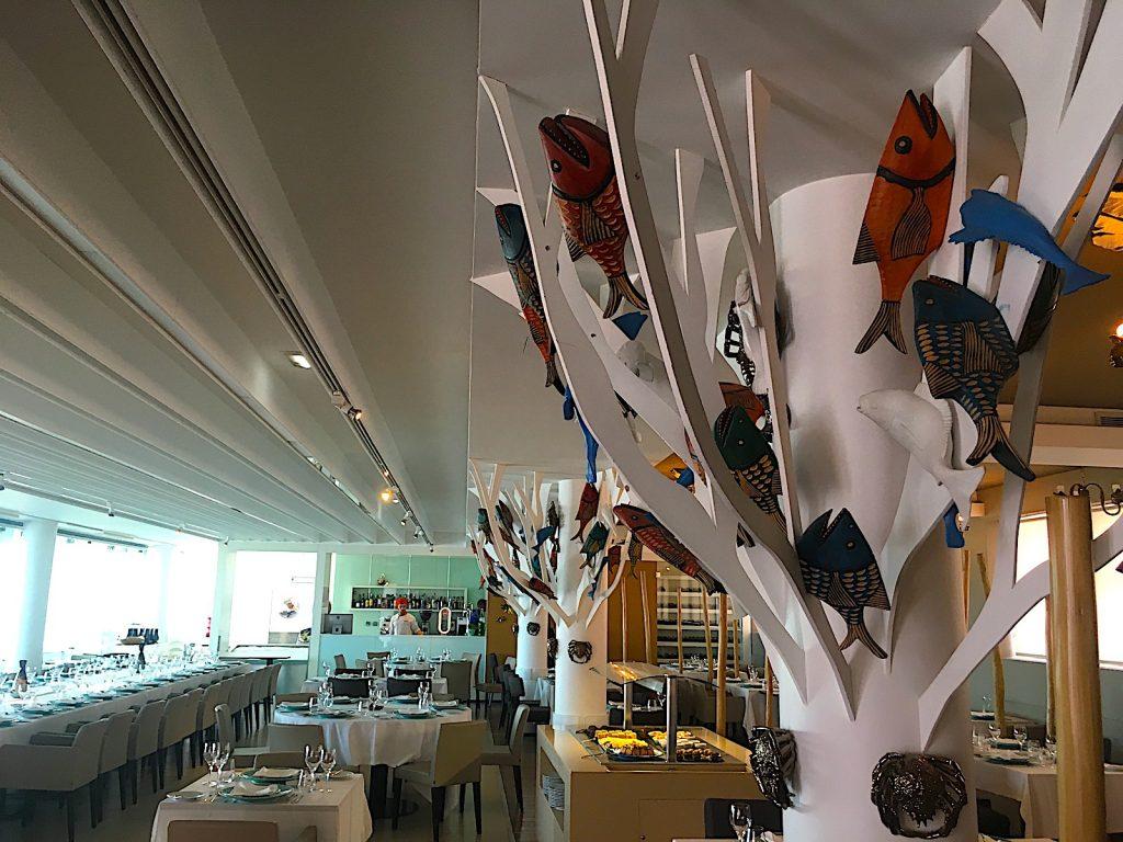 Restaurante Zambeze inside