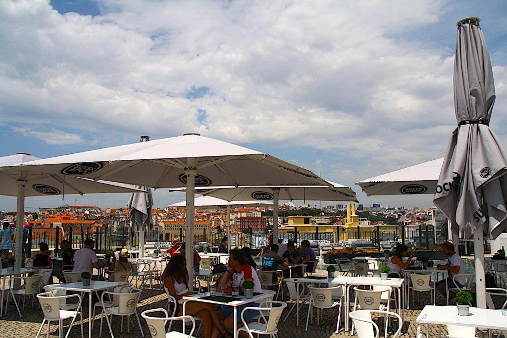 Restaurante Zambeze terras