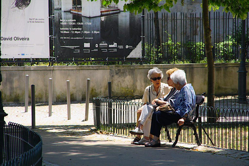 Jardim Amoreiras - oudjes