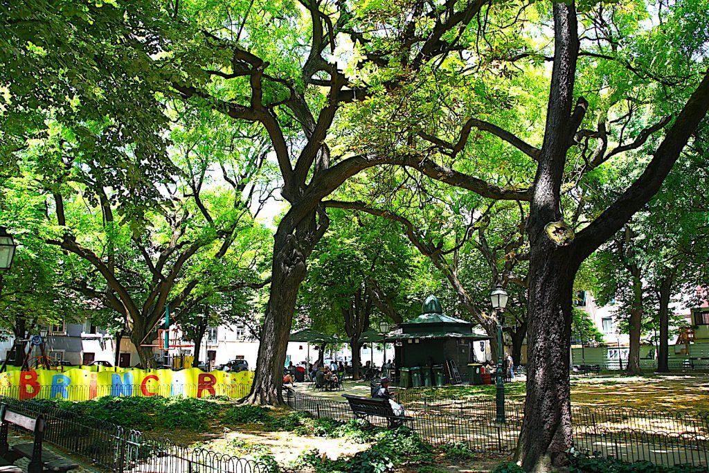 Jardim Amoreiras speeltuin