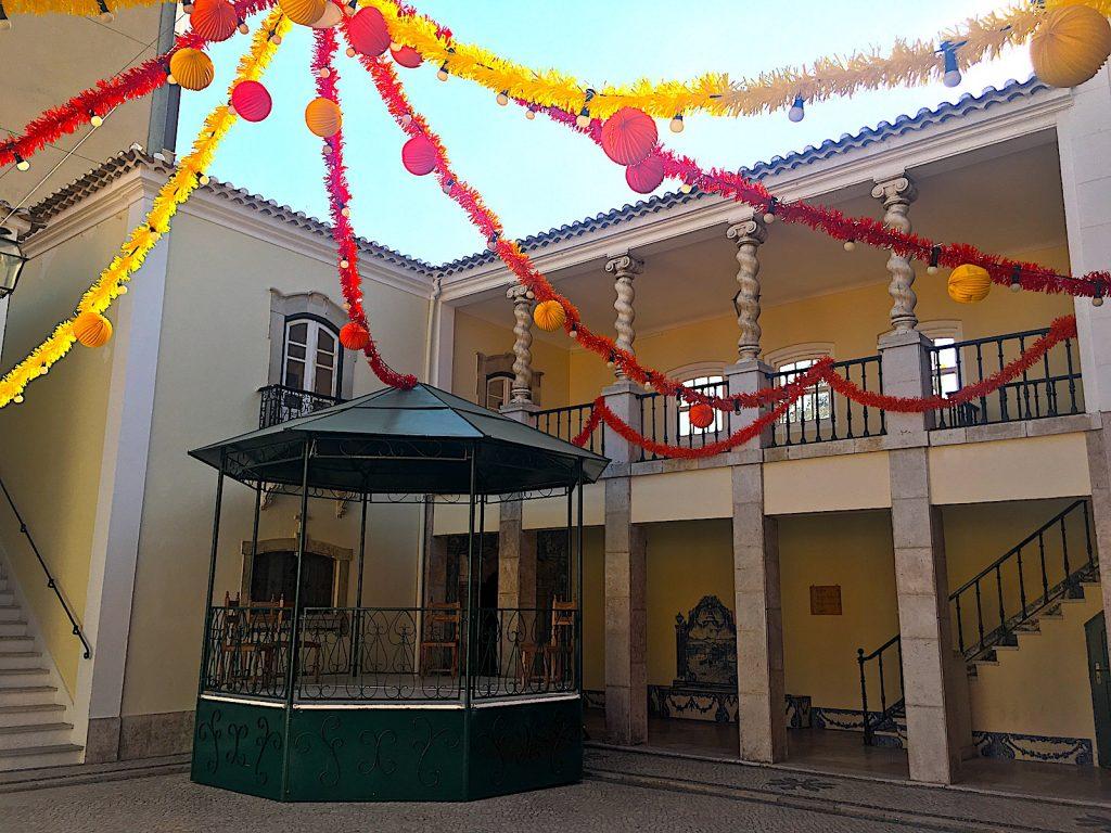 Páteo Alfacinha plein