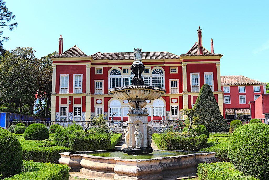 Palácio dos Marqueses de Fronteira paleis