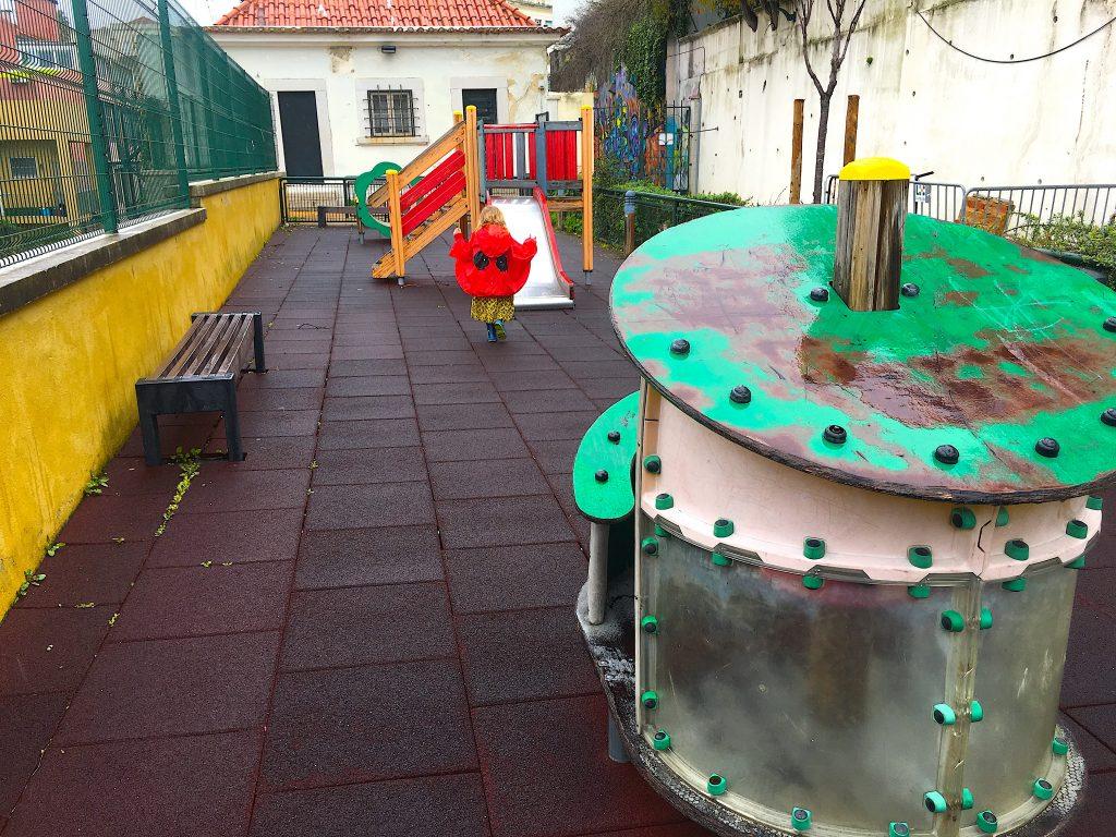 Jardim do Torel - speeltuin