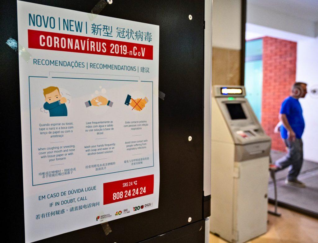 Coronavirus LIsbon