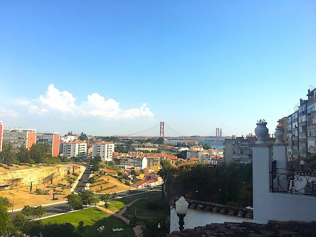Horta - uitzicht