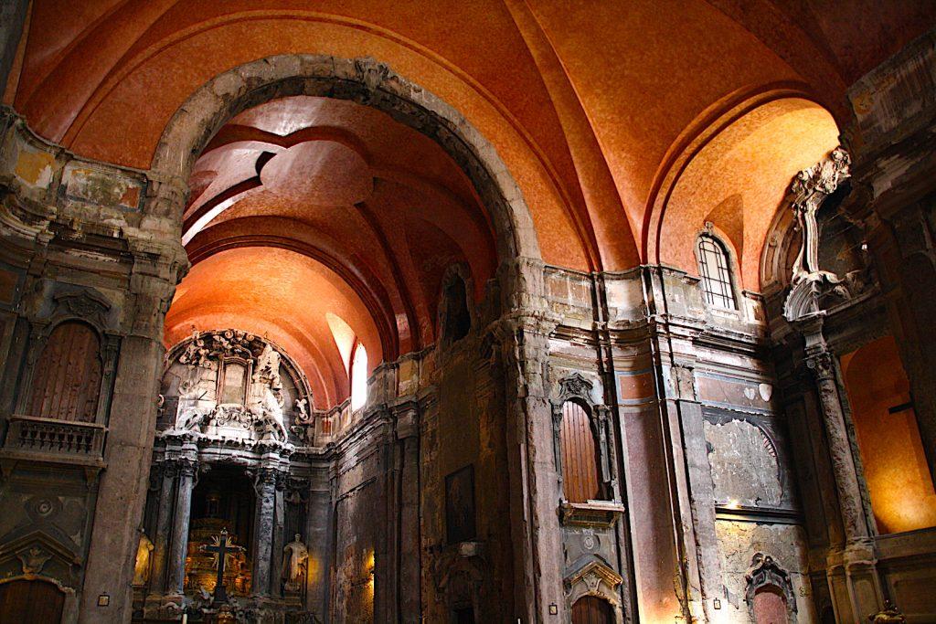 Igreja de São Domingos - altaar