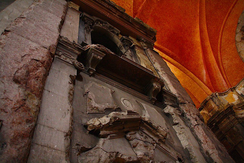 Igreja de São Domingos - muur