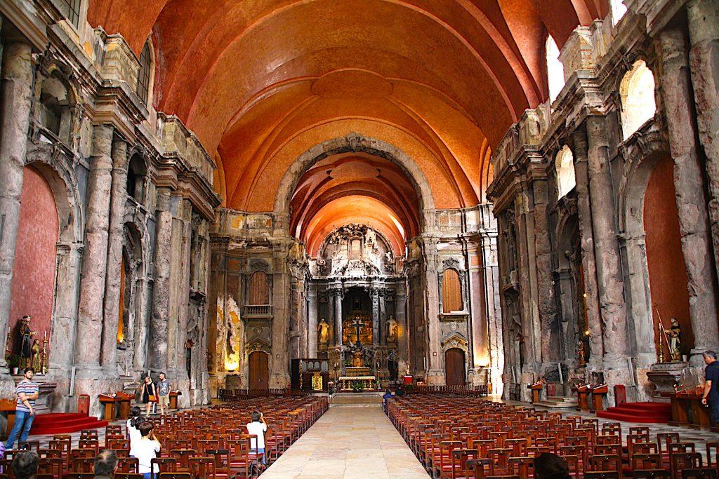 Igreja de São Domingos - overzicht