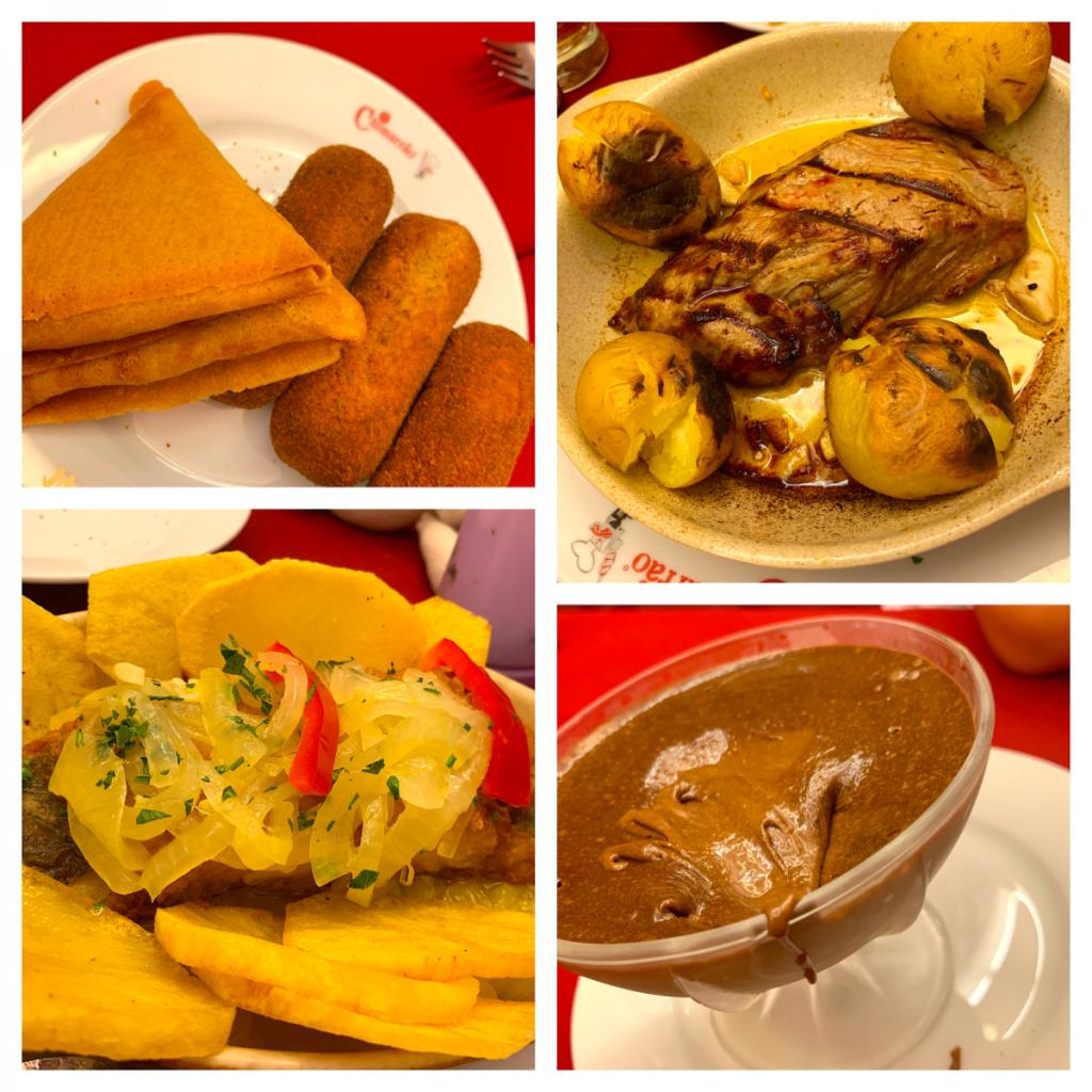 Mexicana - eten