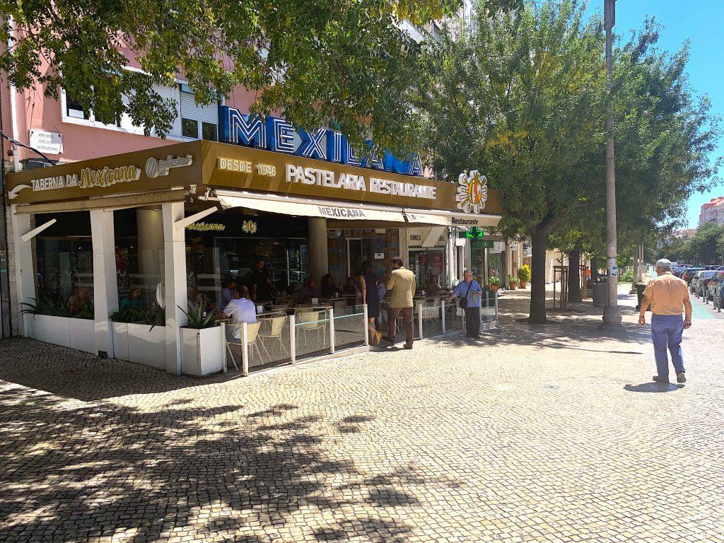 Pastelaria Mexicana – lekker eten, lange zit