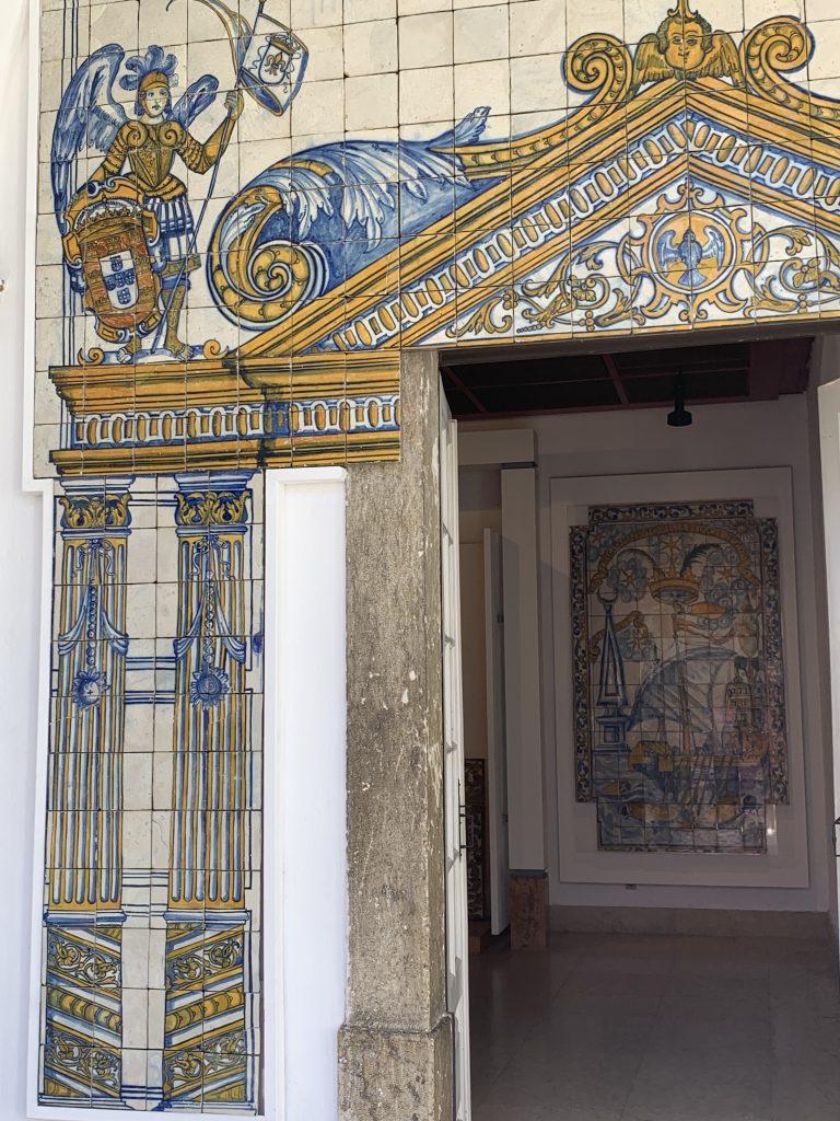 Museu Nacional do Azulejo - ingang