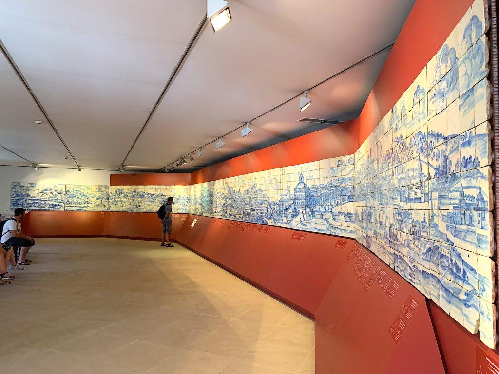 Museu Nacional do Azulejo paneel
