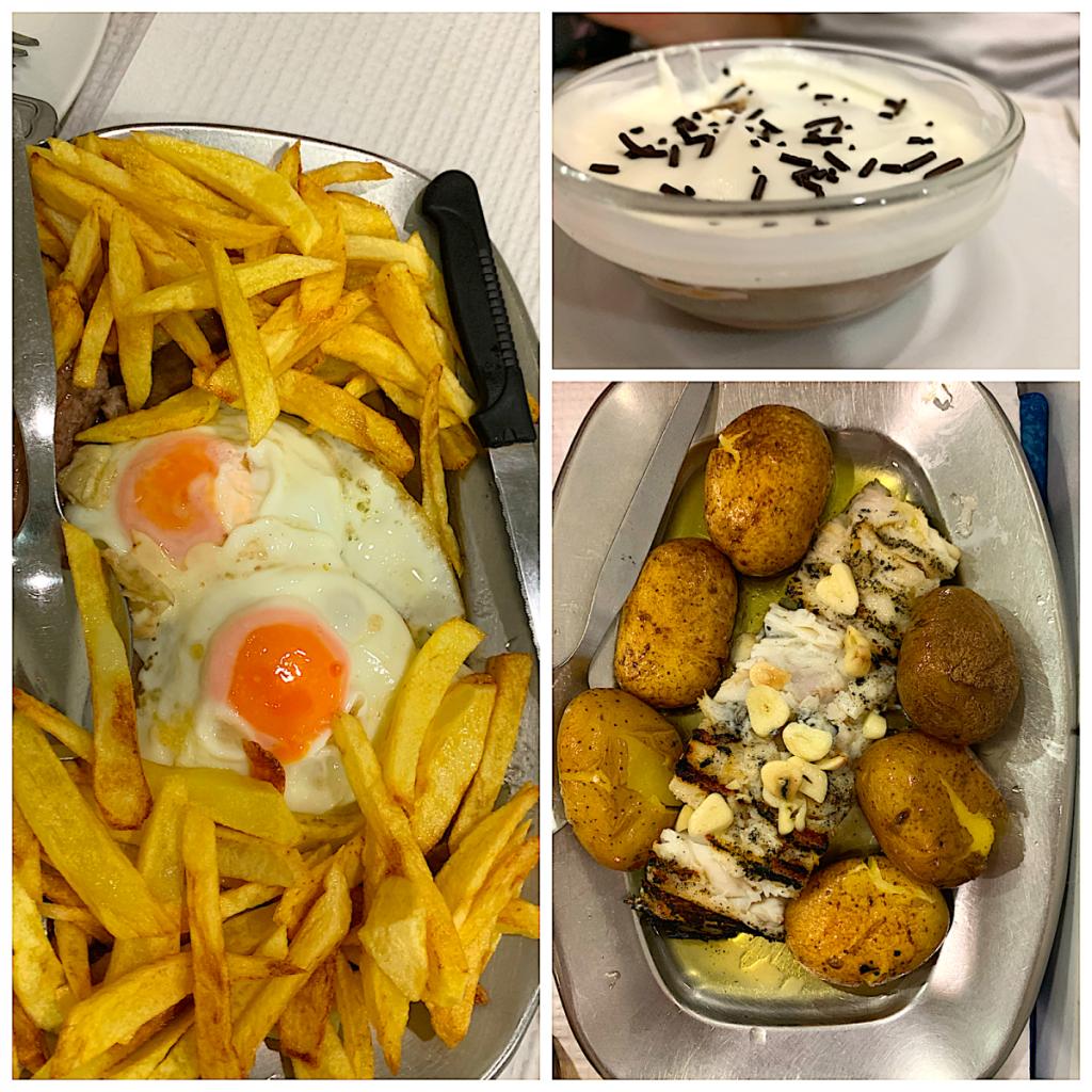 Restaurante Frazao - eten